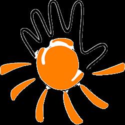 Logo Wolontariatu - Stowarzyszenia Zamojskie Centrum Wolontariatu w Zamościu