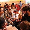 Aktywizacja młodzieży wykluczonej społecznie - koniec treningu w Czechach