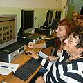 Kolejna edycja warsztatów komputerowych dla seniorów (2012-10-26) - 2