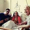 Odwiedziny w szpitalu - 01