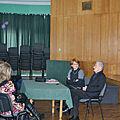 Spotkanie w Kawiarni Opowieści z panem Romanem Adamowiczem (2013-02-25) - 1