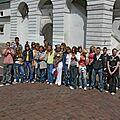 Trójstronne polsko-niemiecko-rosyjskie spotkanie młodzieży w Zamościu