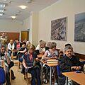 Wizyta seniorów w Muzeum Auschwitz-Birkenau - 01