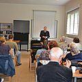 Wizyta seniorów w Muzeum Auschwitz-Birkenau - 02