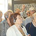 Wizyta seniorów w Muzeum Auschwitz-Birkenau - 17