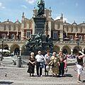 Wycieczka seniorów i wolontariuszy do Krakowa - 27