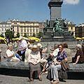 Wycieczka seniorów i wolontariuszy do Krakowa - 29