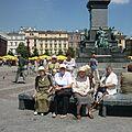 Wycieczka seniorów i wolontariuszy do Krakowa - 30