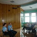 Wykład dotyczący bezpieczeństwa osób starszych (2012-08-28) - 2