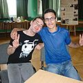 Hiszpan i Włoch – nowi wolontariusze EVS w Zamojskim Centrum Wolontariatu