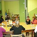 Zebranie z opiekunami szkolnych klubów wolontariusza (2013-01-17) - 1